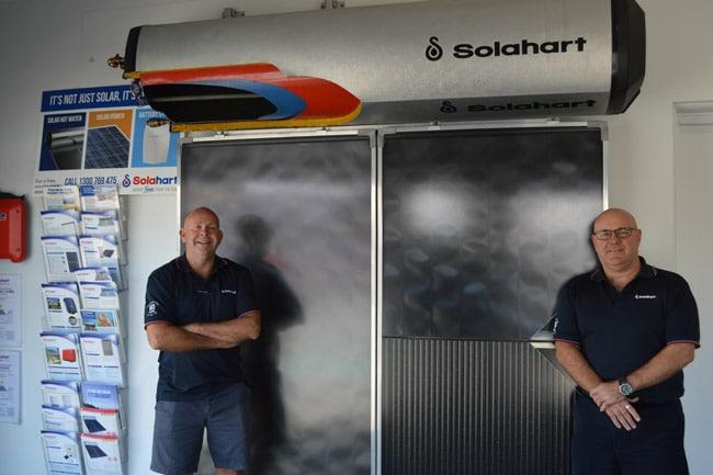 Official Solahart Distributors in Lismore